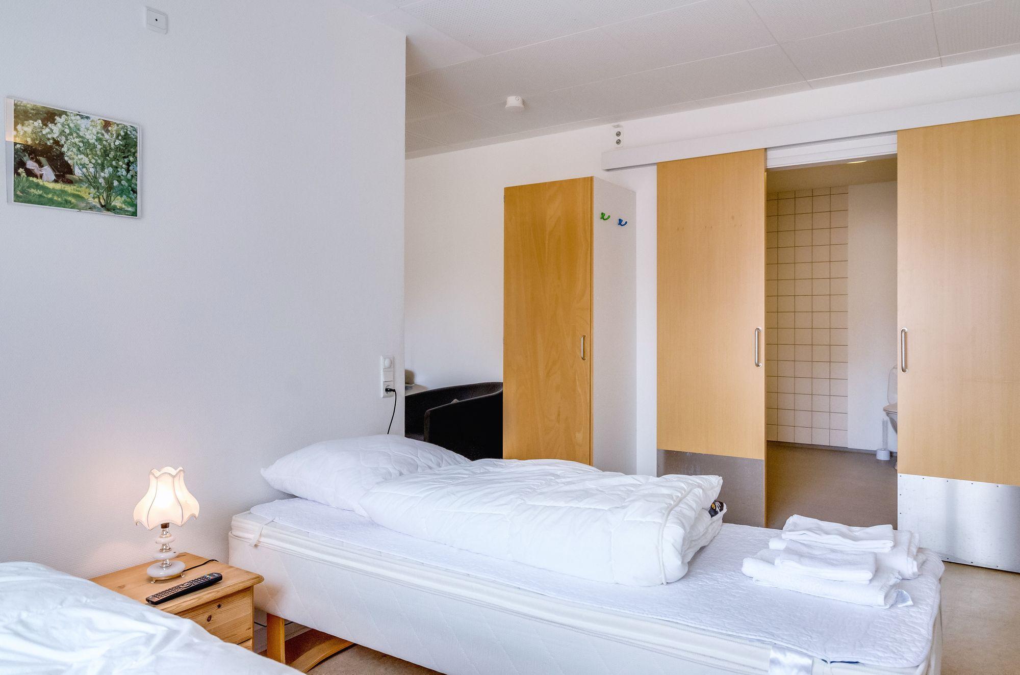 Toften B&B to senge værelse